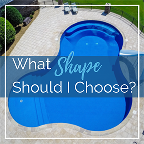 What Shape Swimming Pool?