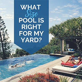What Size Poool Is Right for My Yard?
