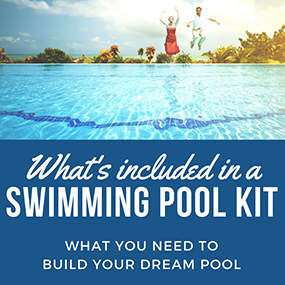 What's Included In a Swimming Pool Kit?