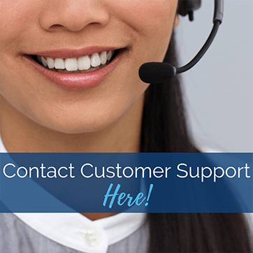 Contact Customer Support