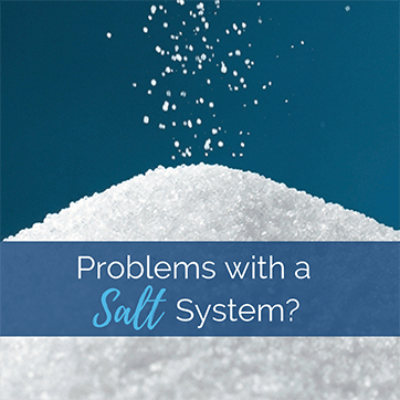 How to Troubleshoot Problems With Your Salt Cell