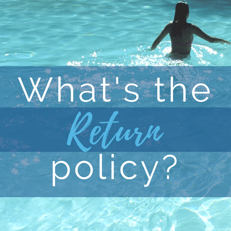 What's the return Policy?